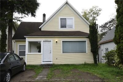 Bellingham Single Family Home Sold: 1611 Moore St