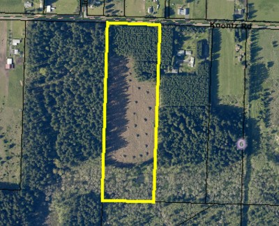 Residential Lots & Land For Sale: Koontz Rd