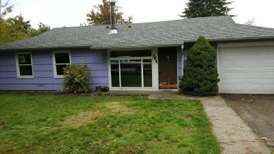 Shelton Single Family Home Sold: 724 W Harvard Ave