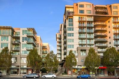 Condo/Townhouse Sold: 1100 106th Ave NE #1005