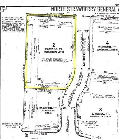 Lynden Residential Lots & Land For Sale: 2225 Mercedes Dr