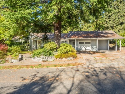Bothell WA Single Family Home Sold: $556,688