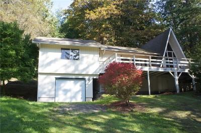 Shelton Single Family Home Sold: 530 E Bridger Lane
