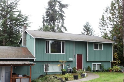 Shelton Single Family Home Sold: 2460 E McEwan Prairie Rd