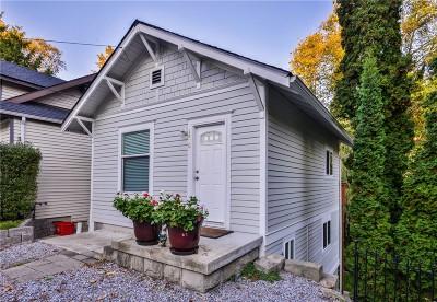 Bellingham Single Family Home Sold: 1470 Lincoln St