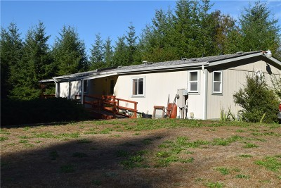 Shelton Single Family Home Sold: 2311 E Phillips Lake Loop Rd