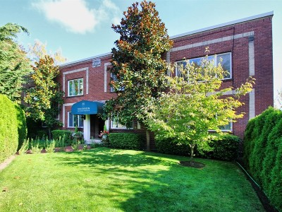 Condo/Townhouse Sold: 1640 18th Ave #3