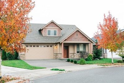 Lynden Single Family Home Sold: 1574 Bryce Park Lp
