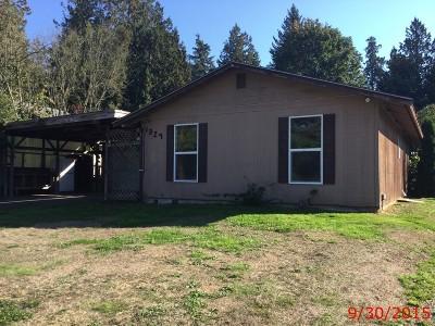 Ferndale Single Family Home Sold: 1329 Deer Creek Dr