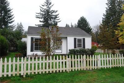 Shelton Single Family Home Sold: 1305 Ellinor Ave