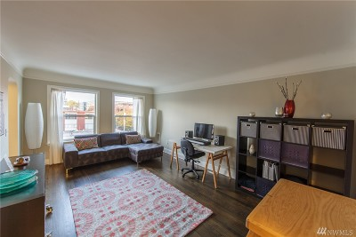 Condo/Townhouse Sold: 325 Harvard Ave E #501
