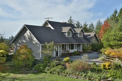 Clinton Single Family Home Sold: 4244 Shokowakan Rd