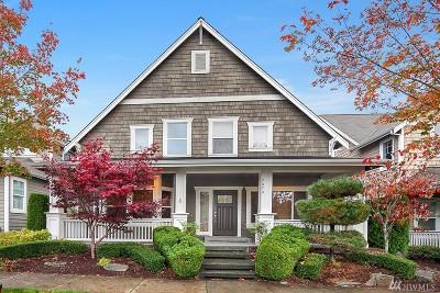 Issaquah Single Family Home For Sale: 2070 NE Noble St
