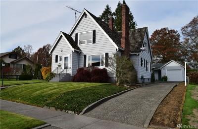 Lynden Single Family Home Sold: 1310 E St