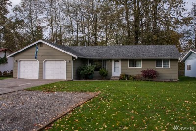 Lynden Single Family Home Sold: 1258 Vista Cir