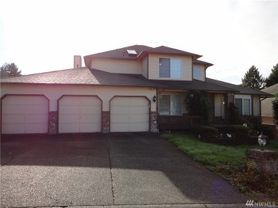 Kent WA Single Family Home Sold: $380,000