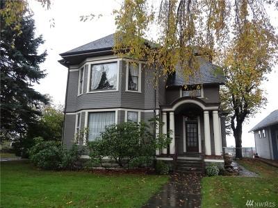Bellingham Single Family Home Sold: 1621 Eldridge Ave