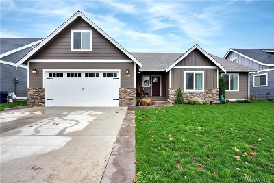 Lynden Single Family Home Sold: 2141 Littlefield Ct
