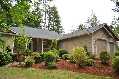 Shelton Single Family Home Sold: 578 E Eagle Ridge Dr