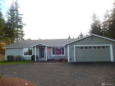 Shelton Single Family Home Sold: 661 W Bear Trap Blvd