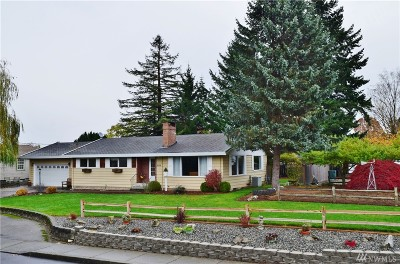 Lynden Single Family Home Sold: 8554 Bender Rd