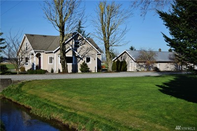 Lynden Single Family Home Sold: 9358 Double Ditch Rd