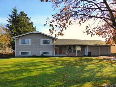 Lynden Single Family Home Sold: 8628 Bender Rd