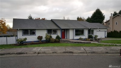 Ferndale Single Family Home Sold: 6074 Meadow Crescent St