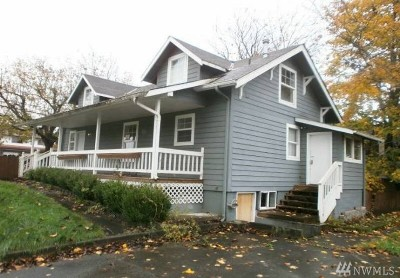 Lynden Single Family Home Sold: 610 Garden Dr