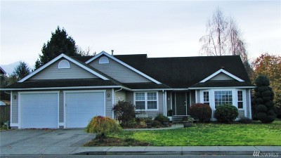 Lynden Single Family Home Sold: 1300 Bridgeview Dr