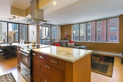 Condo/Townhouse Sold: 2100 3rd Ave #506