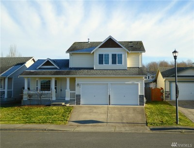 Blaine Single Family Home Sold: 7458 Sole Dr