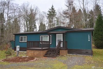 Blaine Single Family Home Sold: 7958 Crockett Rd