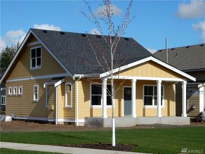 Lynden Single Family Home Sold: 1932 North Prairie Lane