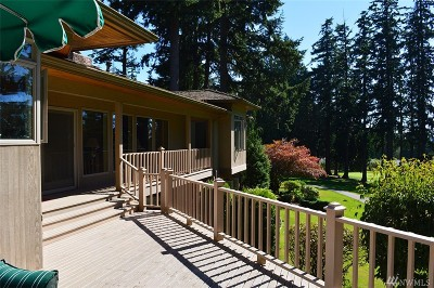 Burlington Single Family Home Sold: 16437 Fairway Dr