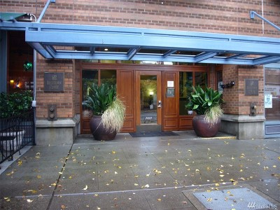 Condo/Townhouse Sold: 2415 2nd Ave #427