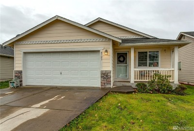 Blaine Single Family Home Sold: 4723 Sandcastle Dr