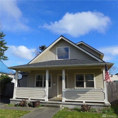 Single Family Home Sold: 916 H St
