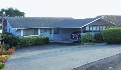 Birch Bay Single Family Home Sold: 8030 Chinook Wy