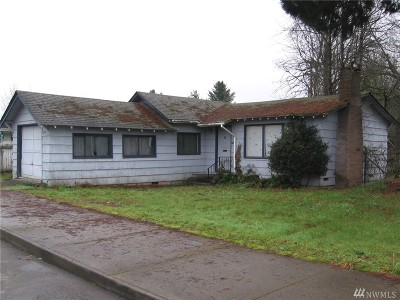 Shelton Single Family Home Sold: 615 Cota St