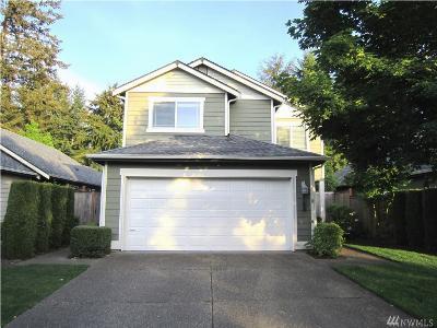 Olympia Single Family Home For Sale: 8136 Kenton Lane SE