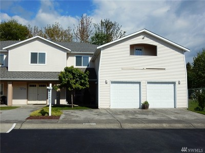 Sedro Woolley Condo/Townhouse Sold: 739 Cascade Palms Ct