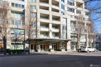 Condo/Townhouse Sold: 2600 2nd Ave #1502