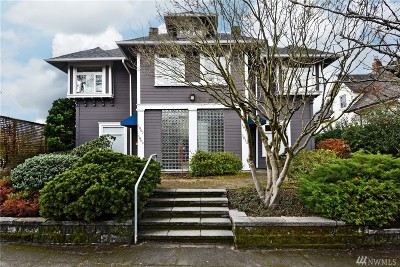 Condo/Townhouse Sold: 1813 4th Ave W