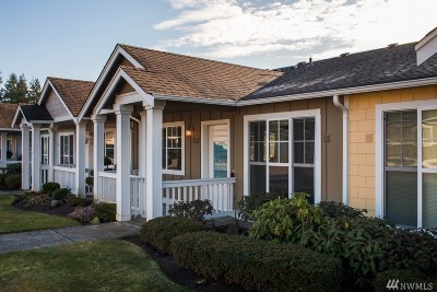 Ferndale Condo/Townhouse Sold: 5670 Correll Dr #102
