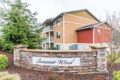 Oak Harbor Condo/Townhouse Sold: 1691 SW Mulberry Place #F301