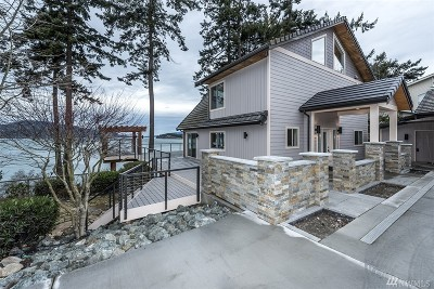 Anacortes Single Family Home Sold: 3320 Oakes Ave