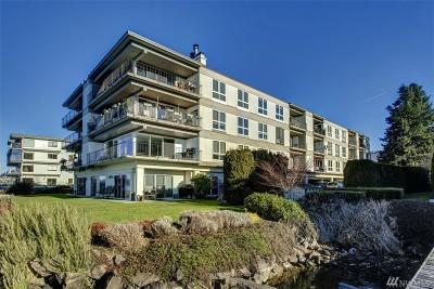 Condo/Townhouse Sold: 6401 Lake Washington Blvd NE #302