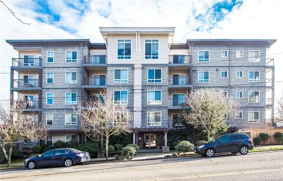 Condo/Townhouse Sold: 3015 SW Avalon Wy #105