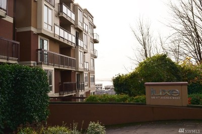 Condo/Townhouse Sold: 500 5th Ave W #205